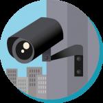 sûreté électronique: vidéo protection, contrôle d'accès, détection d'intrusion, détection incendie